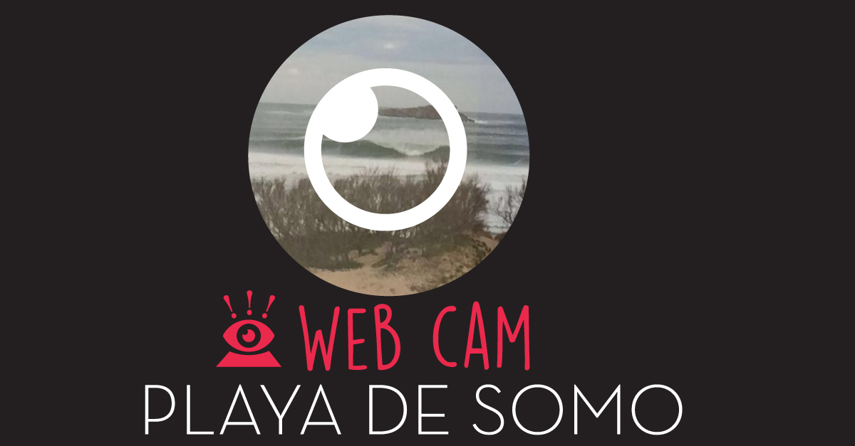 Webcam Somo - Loredo