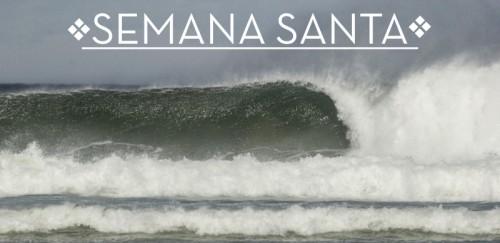 Surf en Semana Santa.