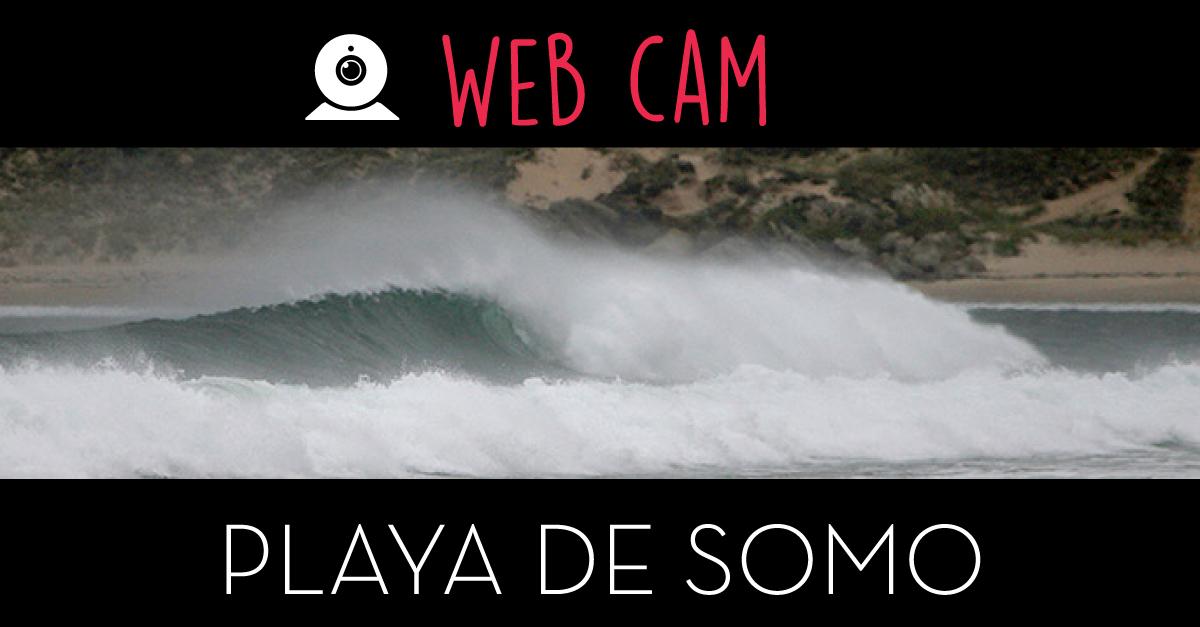 Webcam Somo-Loredo