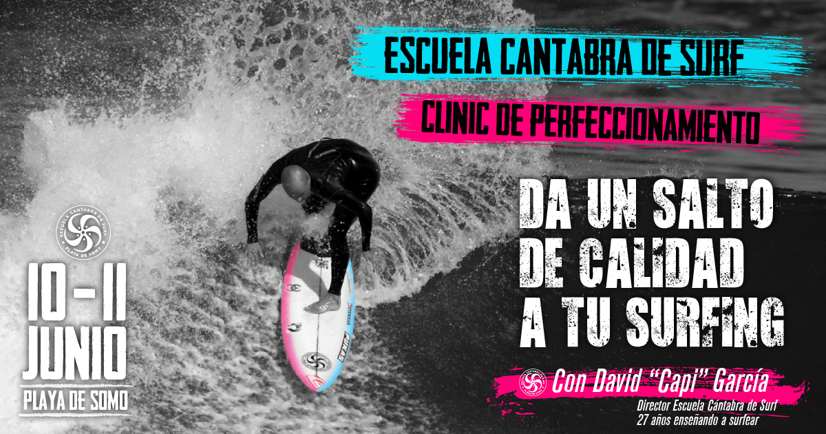 Clinic de Perfeccionamiento 10-11 jun