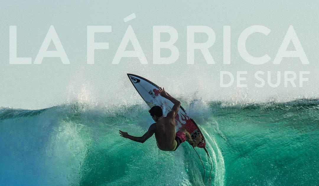 La fábrica de surf 2019