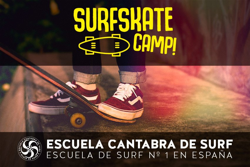 Surf Skate Camp Kids 2020
