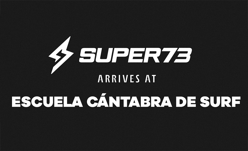 Welcome, SUPER73⚡!